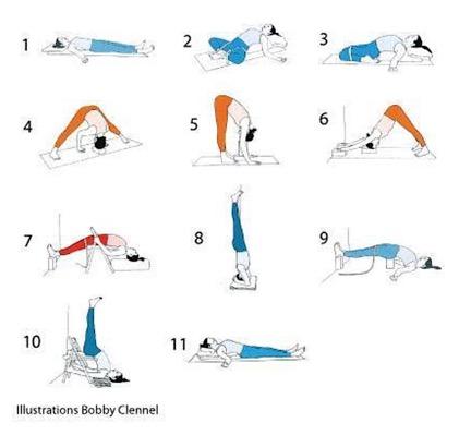 Hannah Lovegrove Yoga Sequence